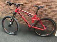 Cube AMS 130 Race Red/Blk