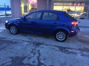 2006 Chevrolet Optra 5 LS NO ACCIDENT CERTIFIED AUTOMATIC