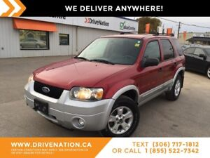 2007 Ford Escape XLT V6 POWER***4x4***GREAT FOR WINTER