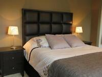 Custom Upholstered Headboard