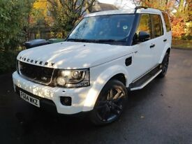 Land Rover Discovery 3.0 SDV6 SE Tech 7ST 4WD AUTO 29,000 Miles