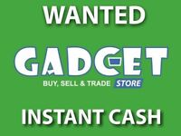 WANTED Apple iPhone Samsung PlayStation Xbox Sony Nikon Canon Dyson MacBook iPad iMac PS4 Bose Dell