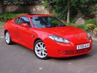 6 MONTHS AA WARRANTY!!! 2009 HYUNDAI COUPE 2.0 SIII SE 3dr, 1 YEAR MOT,