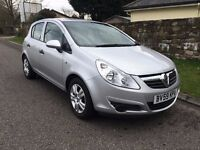 2009 59 Vauxhall Corsa 1.2 i 16v Active 5Dr *ONLY 37000 MILES* FULL SERVICE HISTORY