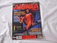 Amiga Computing Magazines.