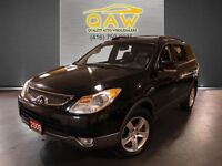 2009 Hyundai Veracruz GLS V6 LEATHER  SUNROOF 7PASSENGER