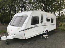 2008 Abbey GTS 420 - 4 Berth Caravan with Fixed Island Bed !SORRY NOW SOLD!