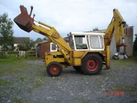 JCB 3D Mk2 Digger