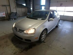 2009 Volkswagen Rabbit Comfortline - Accident free, Sunroof