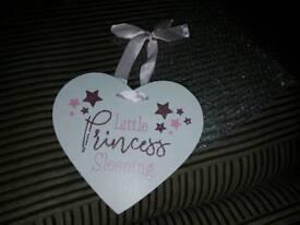 Princess plack
