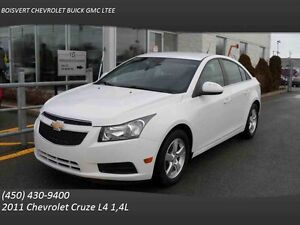 2011 Chevrolet Cruze CLIMATISEUR/BLUETOOTH