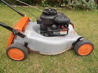 Flymo Push Petrol Lawnmower