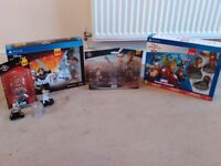 Disney Infinity 2.0 and 3.0 plus extras for PS4