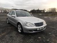 Mercedes S350...2006...may swap/px