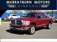 2007 56 DODGE RAM 1500 (USA)5.7CC PICKUP *FSH*PART EX WELCOME*24 HOUR INSURANCE*WARRANTY*