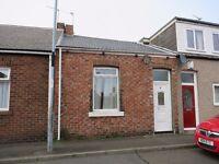 Lovely 1 Bed Cottage, Grosvenor Street, Southwick, SR5 2EQ