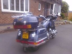 Honda Goldwing GL1200