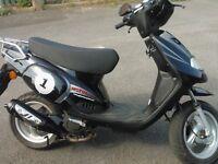 Tgb101R scooter 50cc 16yrs learner legal