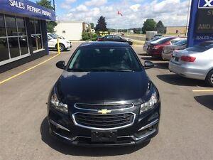 2015 Chevrolet Cruze 2LT/ SUNROOF/ NAVI/ CAR-PROOF ATTACHED