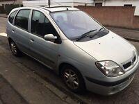 Renault Scenic Diesel Mot Feb Bargain £300