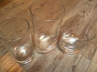 Lots of glassware to sell- very very affordable £0.50 each or by offer. MAINLY NEW