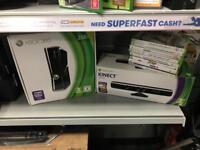 Xbox360 Kinect set