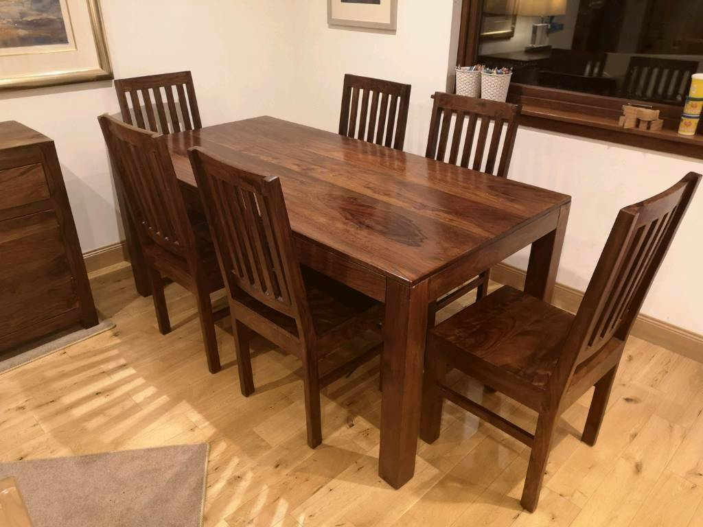 Beautiful Dining Table Sideboard Perth