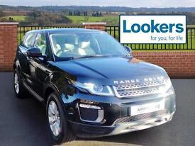 Land Rover Range Rover Evoque ED4 SE (black) 2016-11-18