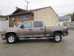 2008 GMC SIERRA 2500HD -