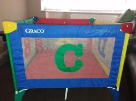 Graco playspace