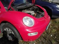 VW BEETLE DRIVERS SIDE HEADLIGHT