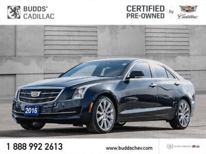 2016 Cadillac ATS 2.0L Turbo Luxury Collection Certified Pre-...