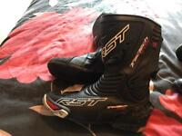 RST TracTech Evo Race boots