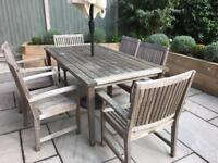 John Lewis Ripley garden furniture