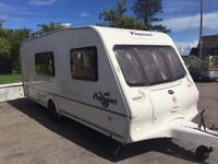 Bailey Pageant 4 Berth 2004 With Moter Mover