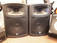 Laney CX15A Active 300w Powered Speakers (Pair)