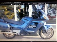 honda st1100 abs /tcs/cbs year 2000