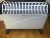 DAEWOO convector heater 2000w