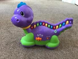 Leapfrog Lettersaurus Dinosaur