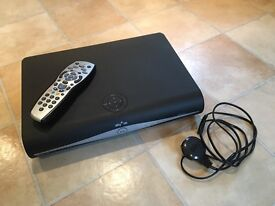SKY+ HD Box With Remote, Working but Needs replacement hard drive