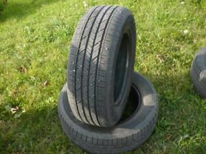 Two 205-65-15  tires $50.00