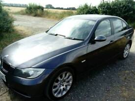 BMW 320D SE MANUAL 57 PLATE SALOON