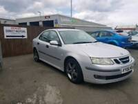 2006 06 saab 9-3 tid drives well