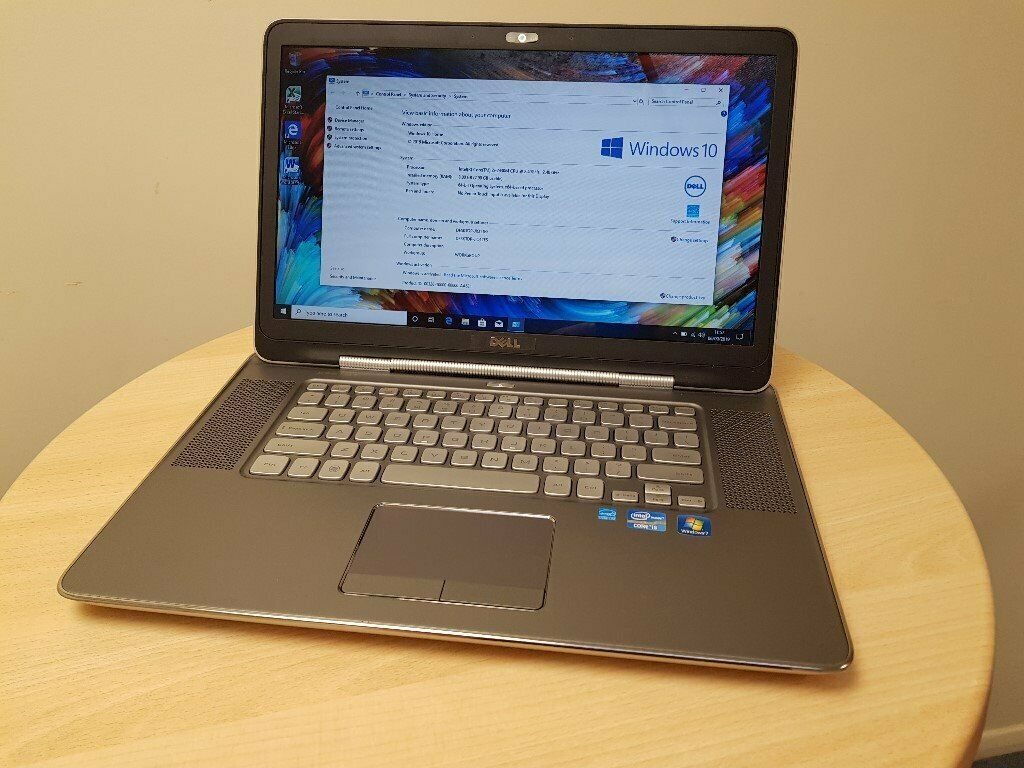 Dell XPS 15Z Windows 10 Laptop - Core i5 CPU, 8GB RAM & 750GB HDD | in  Derby, Derbyshire | Gumtree