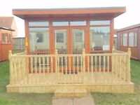 Holiday Chalet to Rent in Mablethorpe 4 Berth