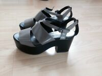 Topshop shoes size 5 brand new