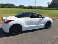 Peugeot RCZ Ggt (200) **with all the specs**