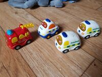 Toot toot cars collection