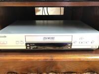 Vintage Panasonic Super Drive Video Recorder