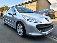 Really nice and fresh 2009 Peugeot 207 CC 1.6 sport